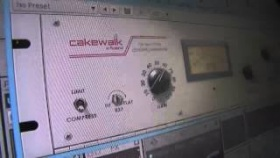 WNAMM13: Cakewalk Releases Vintage Compressor Emulation In VST And AU Formats