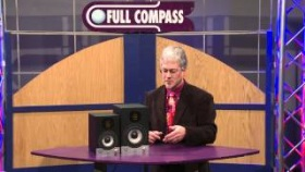 Eve Audio SC204 & 205 Active Near-Field Studio Monitors Review | Full Compass