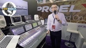 Avid Venue S6L na Prolight + Sound 2017