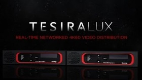 Biamp Video: TesiraLUX