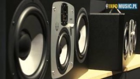 Eve Audio: SC407, SC408 (Musik Messe 2013) - INFOMUSIC.PL