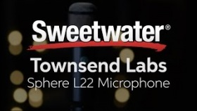 Townsend Labs Sphere L22 Microphone Modeling System Overview