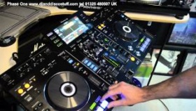 Pioneer XDJ RX Review @ Phase One DJ store