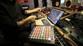 Novation // Launchpad Pro - 'Found Sound' Performance