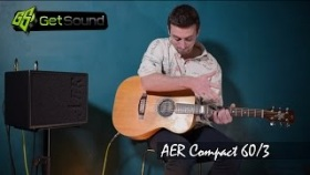 AER Compact 60/3 & Maton EBG808 Tommy Emmanuel demonstration