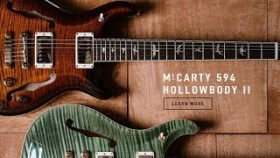 The McCarty 594 Hollowbody II | PRS Guitars