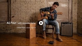 A1 FOUR & Acoustic Guitar with Aaron Rizzo