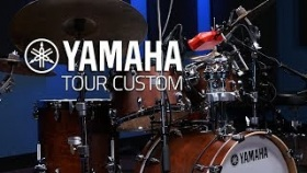 Yamaha Tour Custom Drums - Drumeo