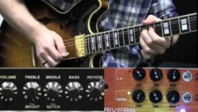Rivera Venus Deux- Best amp for pedals?  Demo w/Joshua Ray explained by Paul Rivera Sr