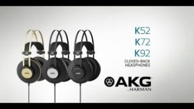 Meet the New K92, K72 and K52 Closed-Back Headphones