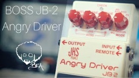 BOSS JB-2 | Angry Driver **Exclusive**