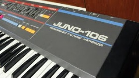 ROLAND JUNO 106 : VOICE CHIP ISSUES