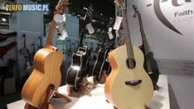 FAITH Guitars (Musik Messe 2013) - INFOMUSIC.PL