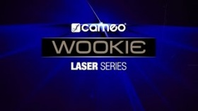 Cameo WOOKIE - Animation Laser Series
