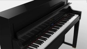 Roland LX-17 ? Our Most Luxurious Home Piano