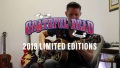 Alvarez Grateful Dead - 2018 Limited Editions