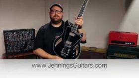 Jennings Guitars Catalina Demo