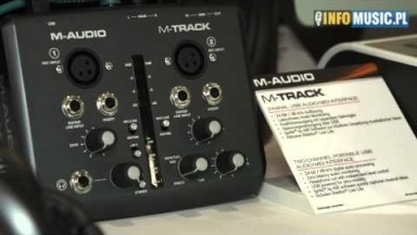 M- AUDIO (Musik Messe 2013) - INFOMUSIC.PL