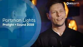 Portman Lights - premiera - (Prolight+Sound 2019)