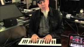 Jordan Rudess plays iRig KEYS PRO universal mobile keyboard for iPhone, iPod touch, iPad, Mac/PC