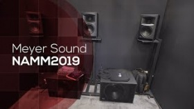 MEYER SOUND (NAMM19)