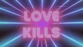 Freddie Mercury - Love Kills (Official Lyric Video)