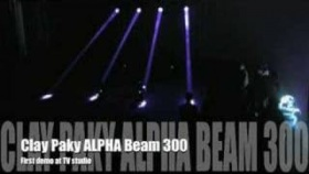 Clay Paky Alpha BEAM 300